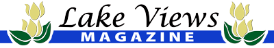 Lake Views Magazine logo header
